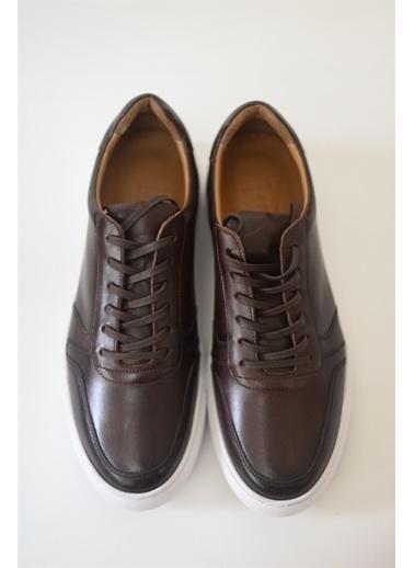 La scada Kahverengı Erkek Casual Ayakkabı Tp2001 Kahve